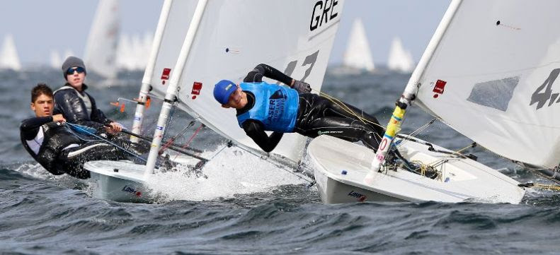 Laser 4 7 Youth World Championships Day Five