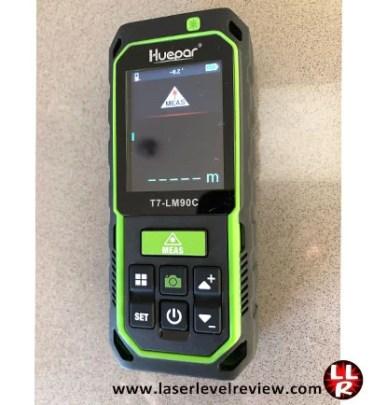 Huepar LM90C laser Measure