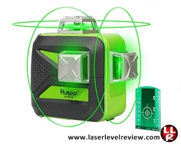 Huepar 603CG 360 Laser Lines in Green