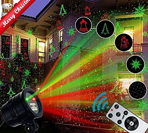 Details Of Cheap Outdoor Christmas Laser Lights Christmas: Christmas Laser Light Projector, Popstar Waterproof LED