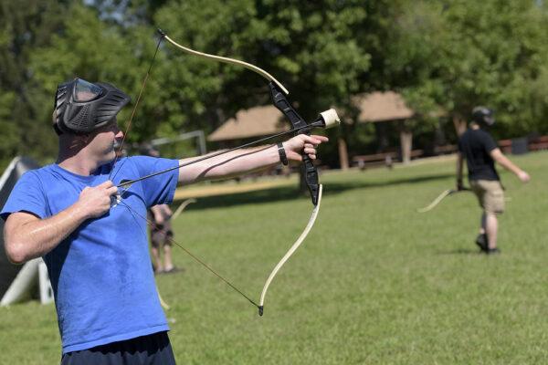 laserstar archery tag prijzen en mogelijkheden
