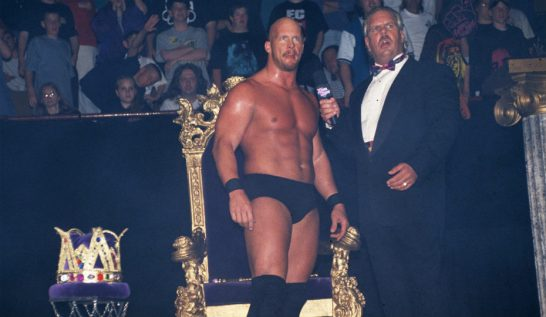 Image result for stone cold steve austin king of the ring