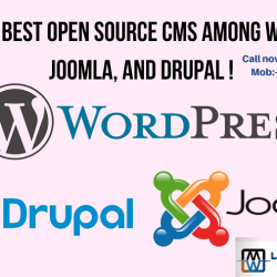 Best Opensource CMS By Laser Web Maker