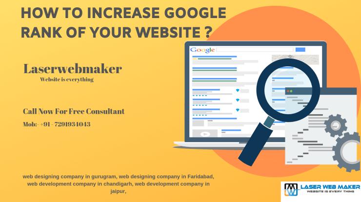 Website designing company in Gurugram