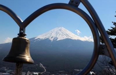 Monte Fuji. Lasfotosdemimundo
