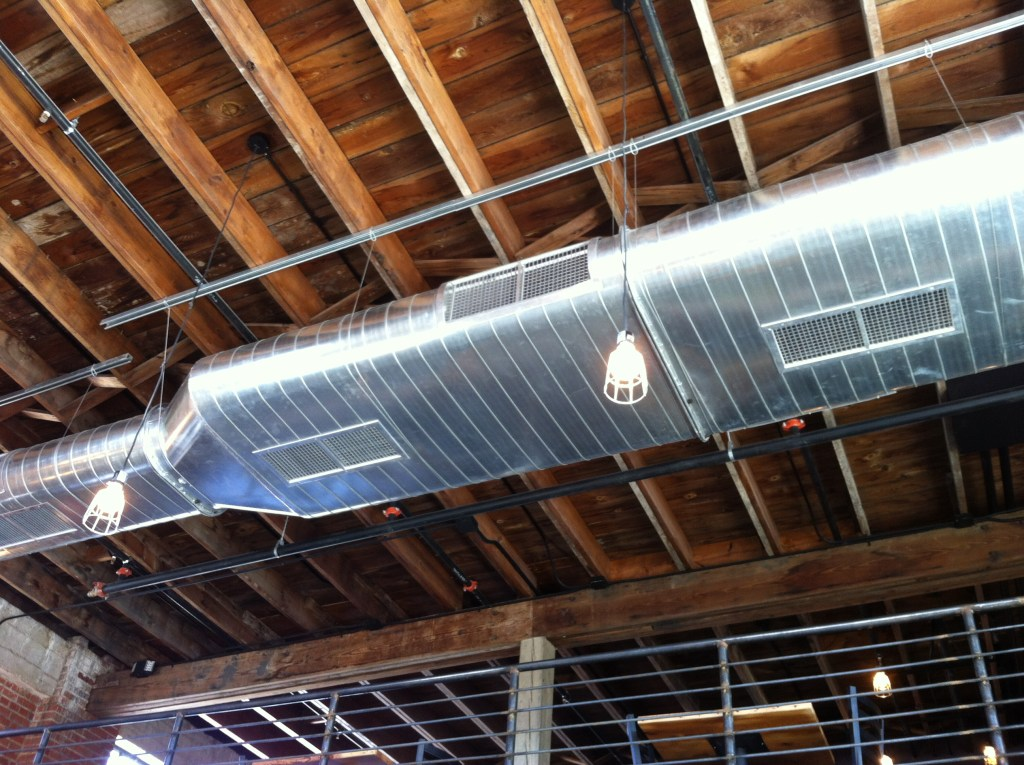 hvac custom fabrication products