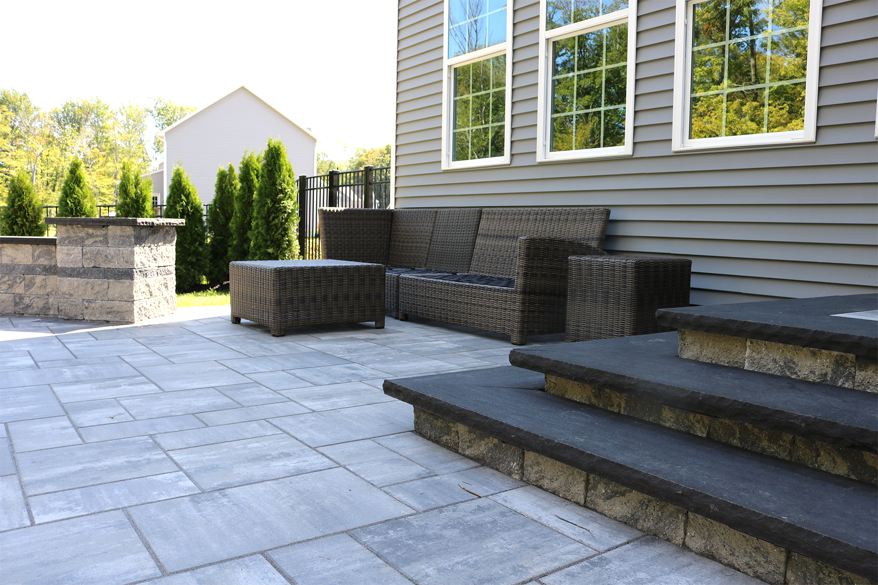 best patio for home