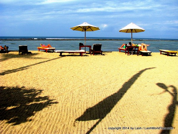 one of my 10 favorite places in Bali is Sanur Beach