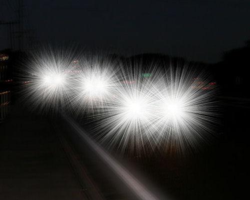 lasroc gece sürüş starbursts