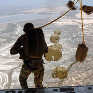 The History of Skydiving: Military and Skydiving