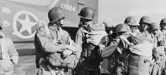 The History of Skydiving: Skydiving and Parachuting in the Military