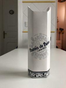 Pastel de nata Lisboa