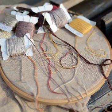 Filomène : les ateliers de Margaux !