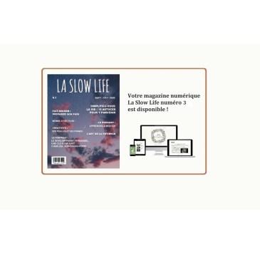 Magazine numérique La Slow Life : découvrez le numéro de septembre-octobre