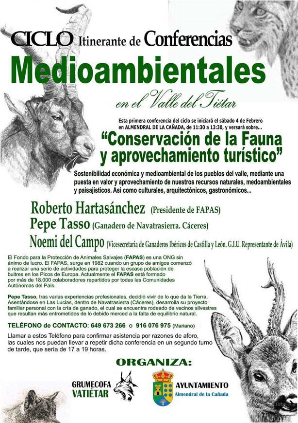 conferencias medioambientales