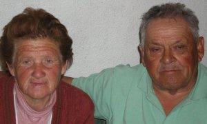 Ida Farías y Humberto Solis