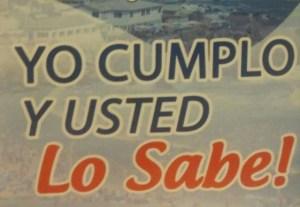 Slogan de Luis García