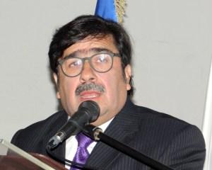 Alcalde Emilio Jorquera.