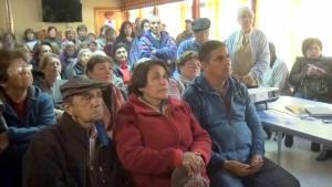 Vecinos de San Carlos Alto