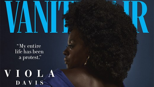 Viola Davis 'Vanity Fair' Cover 2020