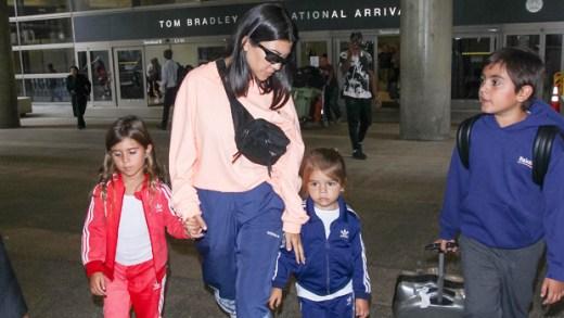 Kourtney Kardashian's Kids