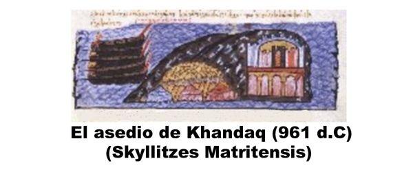 Asedio Khandaq
