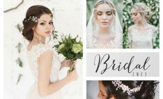 La soeur de la mariée - Blog mariage - Les bijoux de tête d'Enze Bridal