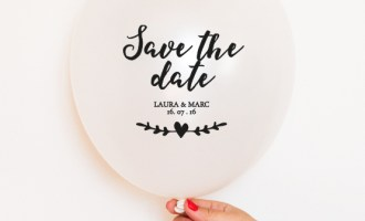 Blog mariage - Save The Date