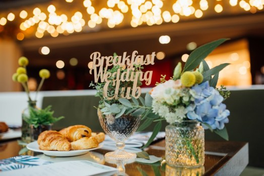 Ma journée au Breakfast Wedding Club