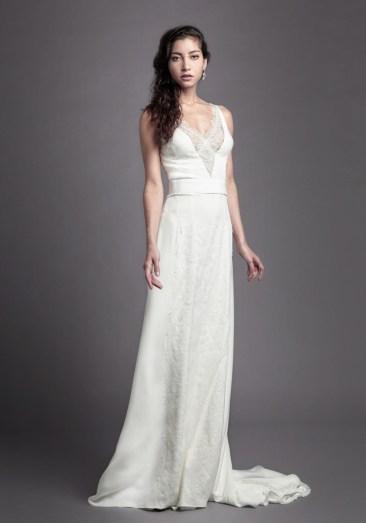 Robe de mariée Concorde Christophe-Alexandre Docquin - La Soeur de la Mariée - Blog mariage