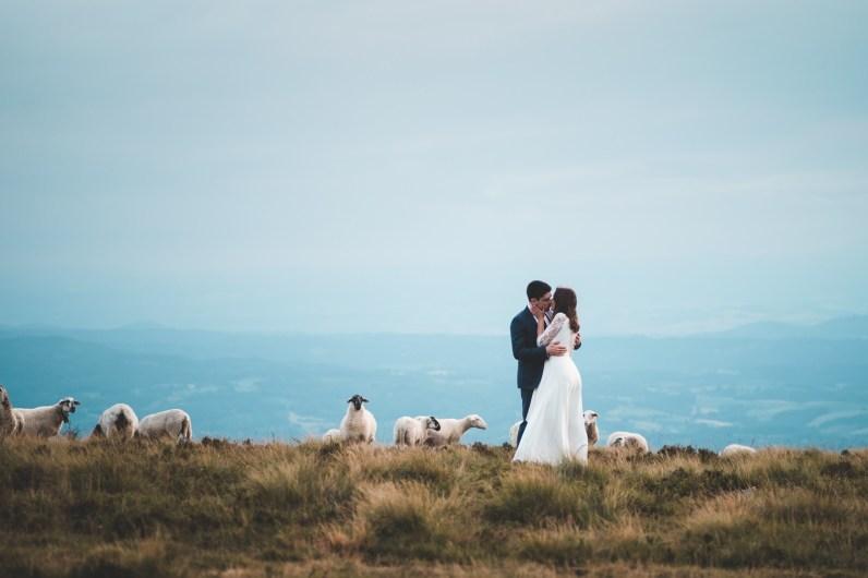 Un mariage à la montagne - La Soeur de la Mariée - Blog Mariage