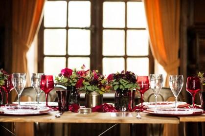 Un mariage rock 'n roll et rouge passion - La Soeur de la Mariée - Blog Mariage