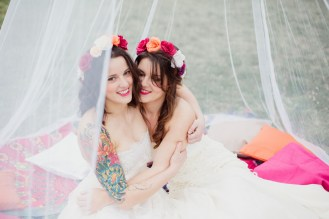 Deux femmes amoureuses