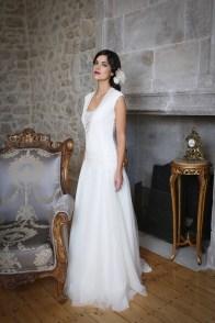 turquoise-robe-de-mariee-Elsa-Gary-Collection-2018-la-soeur-de-la-mariee-blog-mariage