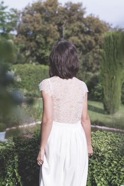 Robe de mariée Jade - Jeanne Source