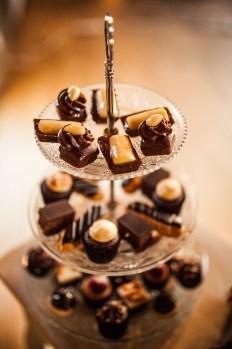 Gourmandises au chocolat