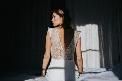 Robe Blandine - Lorafolk
