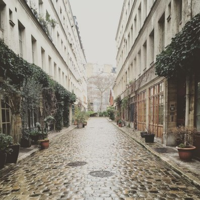 Passage Lhomme à Paris Bastille