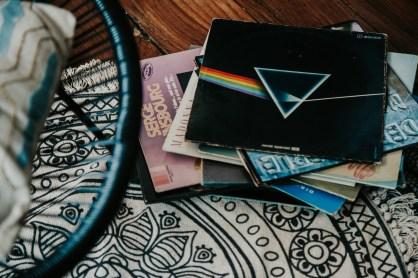 Vyniles Pink Floyd The dark side of the moon
