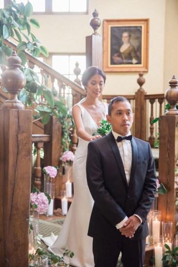 Découverte de la mariée