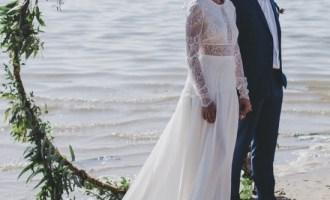 Arche de cérémonie laïque - La Soeur de la Mariée Blog Mariage