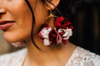 Boucles d'oreilles Esmeralda