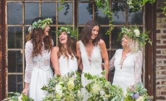 Mariage industriel et végétal - La Soeur de la Mariée Blog mariage