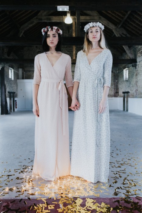 LORAFOLK-Garde-robe-Exception-Robe-Lila-Poudre-Vert-Eau-La-Soeur-de-la-Mariée-Blog-Mariage