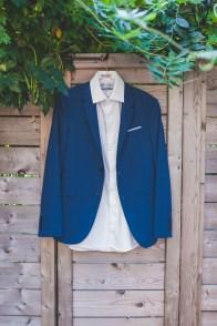 costume-marié-bleu-canard