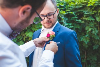 accrocher-boutonniere