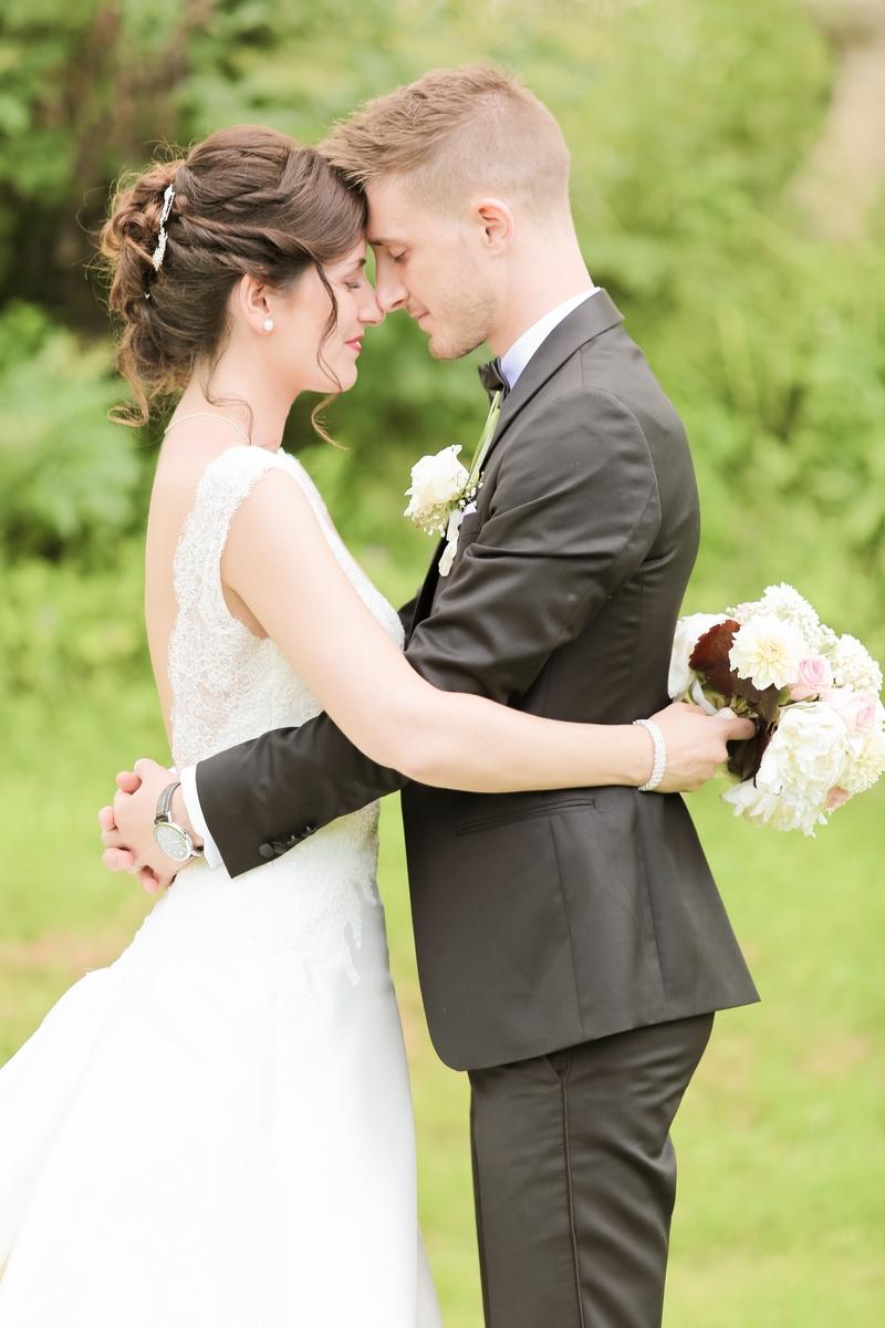 Mariage rose Julie + Yoann - Meaux - Nature Films photography - Delphine Persyn