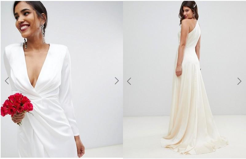 Où trouver une robe de mariée à petit prix
