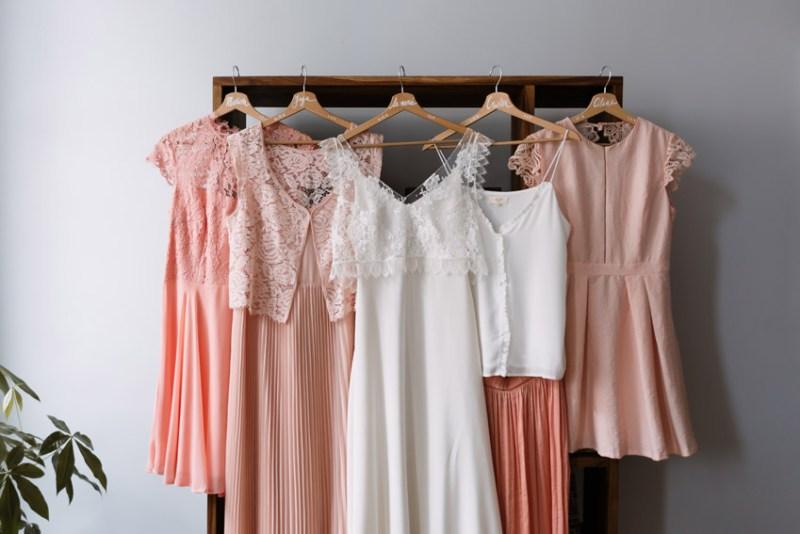 robe-de-mariee-robe-demoiselles-dhonneur-rose-pale