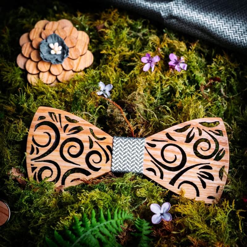 noeud-papillon-bois-tendance-mariage